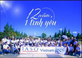 Kỷ niệm IASO tròn 12 năm